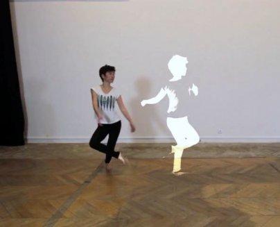 Je danse le rêve - Performance